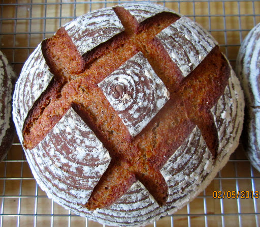 DIY SOURDOUGH STARTER - HOW TO TAME WILD YEASTS